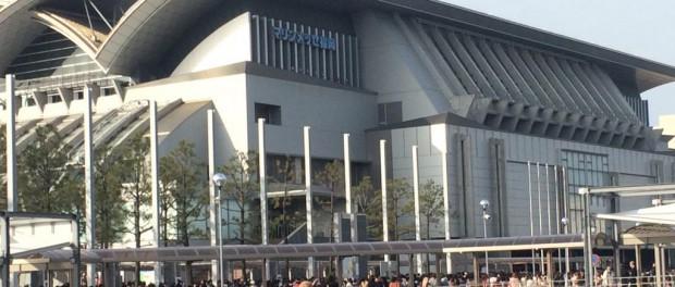 セクゾ2015春ツアー「Sexy Zone Sexy Power Tour」マリンメッセ福岡 アリーナ構成・座席表(ステージ画像あり)