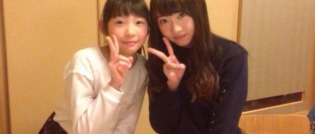 SKE48の7期生オーディション合格した浅井裕華が、AKB48・木﨑ゆりあのいとこであることが判明!!例の天才的に絵がうまい子か?!(画像あり)