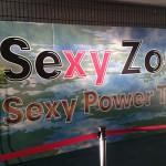 セクゾ2015春ツアー「Sexy Zone Sexy Power Tour」横浜アリーナ アリーナ構成・座席表