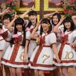 エビ中こと私立恵比寿中学、4月6日放送のしゃべくり007 2時間スペシャルに出演!!完全に売れかけてるな(画像あり)