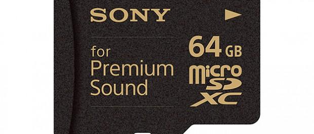 ソニーのmicroSDカード、カードの色によって音質が変わることが判明!塗料の金属粉の配分が影響か?