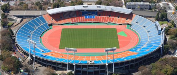 【衝撃画像】とうとう国立競技場の解体が始まった模様・・・・・(´;ω;`)