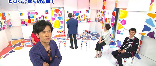 稲垣吾郎と謎の同居人ヒロくんに密着した「中居正広のISORO」が月9最終回越えの高視聴率wwwwwwww(画像・動画あり)