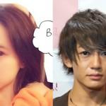 元HKT48・菅本裕子と人気読者モデル・大倉士門が交際か?Twitterに同じ写真をうp