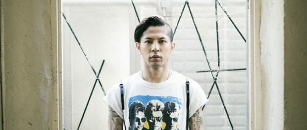 Dragon AshのKjこと降谷建志、ソロ活動へ 第一弾楽曲「Swallow Dive」配信