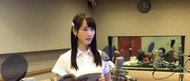 SKE48松井玲奈がアニメ『電波教師』の集合写真でアイドル声優()を公開処刑wwwww(画像あり)