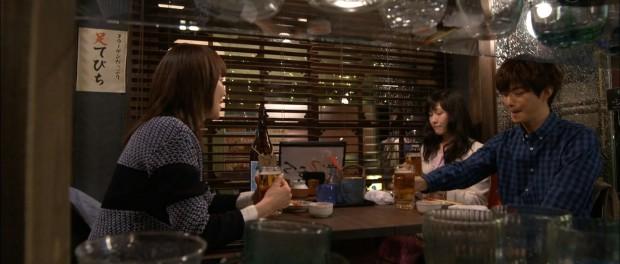 書店ガールでの渡辺麻友のビールの飲み方wwwwwwww(画像あり)