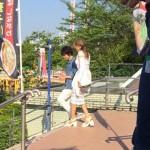よみうりランドでKis-My-Ft2とローラのデートが目撃される 「キスマイBUSAIKU!?」の撮影か(画像・動画あり)