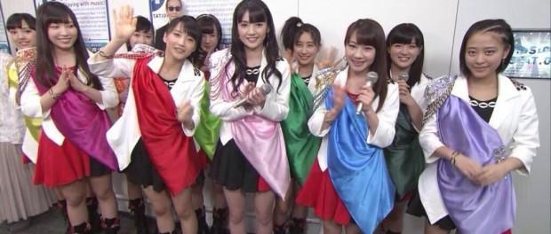 【悲報】4月24日のMステ出演者にモーニング娘。'15がいない(´・ω・`)