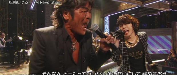 T.M.Revolution西川貴教、水曜歌謡祭で「声量オバケ」と評され、松崎しげると声量オバケ対決wwwwwwwww(動画あり)