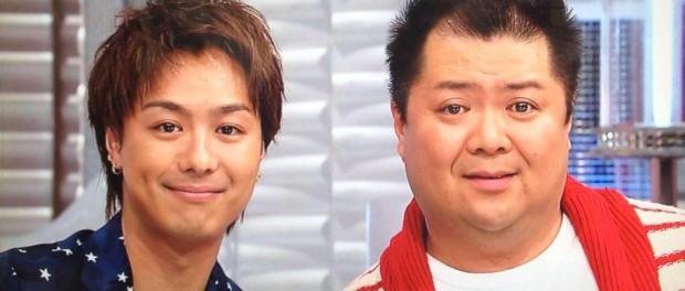 EXILE・TAKAHIROがブラマヨ小杉と似てると話題wwwww(画像あり)