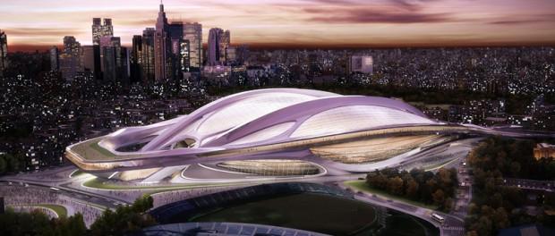 新国立競技場、建築費1700億円、維持費年間35億円 ・・・大丈夫かよ、これ