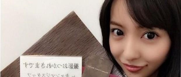 板野友美が黒髪にした理由wwwwwww TAKAHIROと関係ありか?wwww