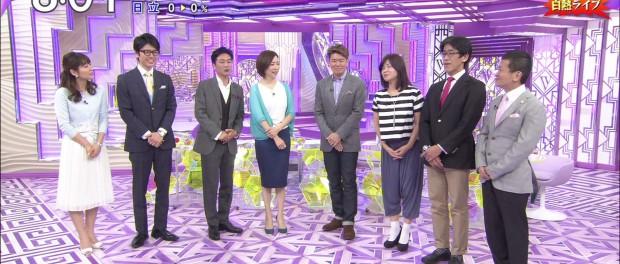 TOKIO国分太一司会の情報番組『白熱ライブ ビビット』、視聴率低迷で早くも打ち切り説wwwwwwwww