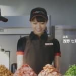 乃木坂46・西野七瀬、ピザハットCMに出演決定!(動画あり)
