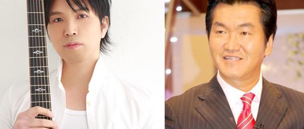 島田紳助、仕事復帰していた!!!プロデュース歌手のRYOEIが作詞してもらったことをブログで告白