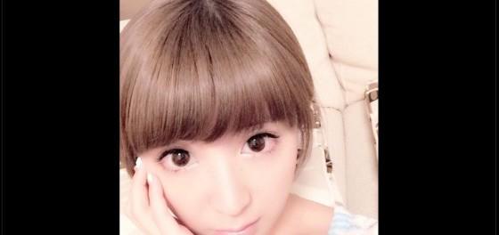 元モー娘。矢口真里が髪型を浜崎あゆみ風にした結果wwwwwww(画像あり)