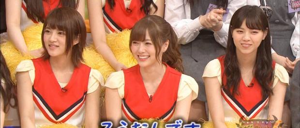 NOGIBINGO見てて思ったんだけど、乃木坂46・白石麻衣のシワやばくね?(画像あり)