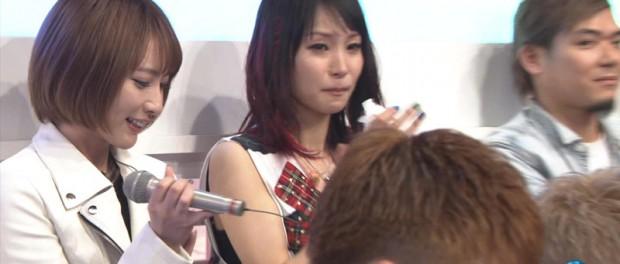 Mステで歌い終わった後、LiSAが泣いてたんだが・・・ その様子を見たヲタも感動の涙を流す(画像あり)