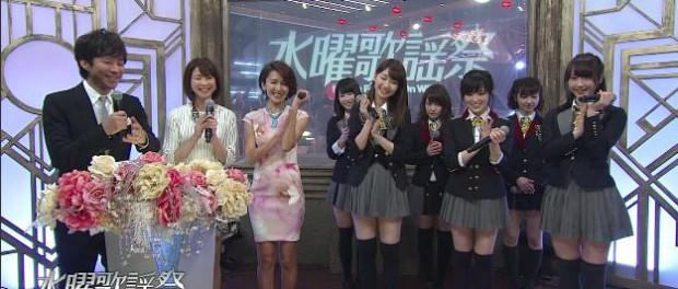 明日(5月20日)放送の水曜歌謡祭でAKB48選抜総選挙の速報発表を生中継キタ━━━━(゚∀゚)━━━━!!