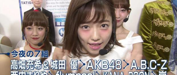 MステのぱるることAKB48島崎遥香のメイクがおかしいwwwwwwwどうしたwwwwwwwwww(画像・動画あり)