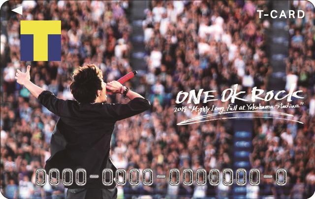 【エンタメ画像】ワンオクがTカードとコラボ!!券面に横浜スタジアム公演の写真をプリント 直筆サイン入りグッズが当たるキャンペーンも