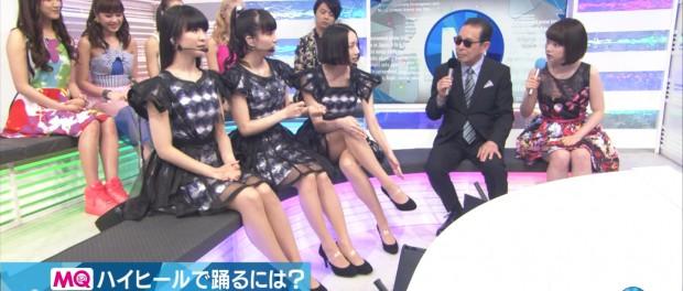 【Mステ】Perfume、脚綺麗すぎ問題 ヒール苦労してるんやなぁ。。。(画像・動画あり)