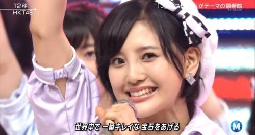 HKT48・兒玉遥さんの最新横顔画像ヤバすぎワロタwwwwww