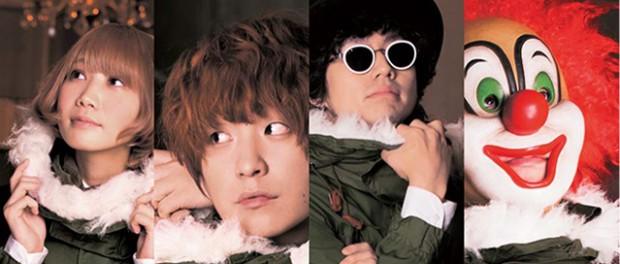 日本のロックバンド「全く新しい音楽するンゴwwwww」
