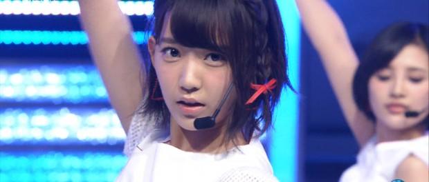 Mステに出たHKT48・宮脇咲良の顔が変わっていた件…涙袋メイク?整形?(画像あり)