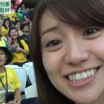 【悲報】元AKB48・大島優子の卒業後初仕事、フジテレビW杯特番の視聴率がたったの3.9%wwwwwwwwww