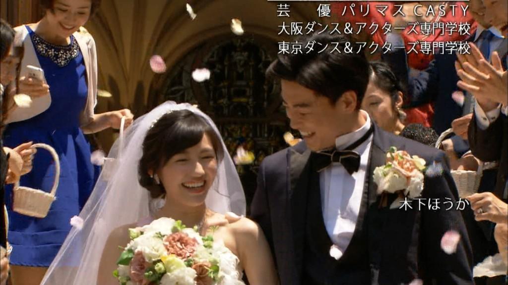 【エンタメ画像】書店ガール最終回でまゆゆが突然の結婚wwwww 唐突すぎるラストに視聴者呆然