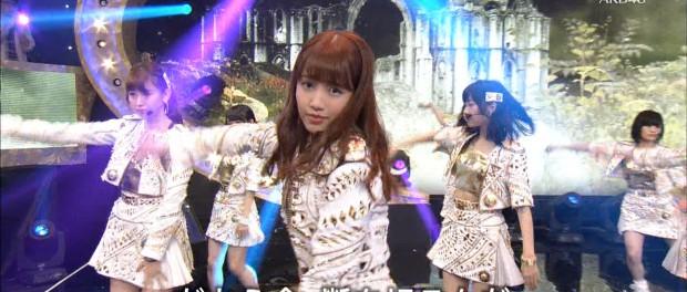 テレ東音楽祭に出演したAKB48・加藤玲奈、美少女すぎて世間に見つかってしまう(画像あり)