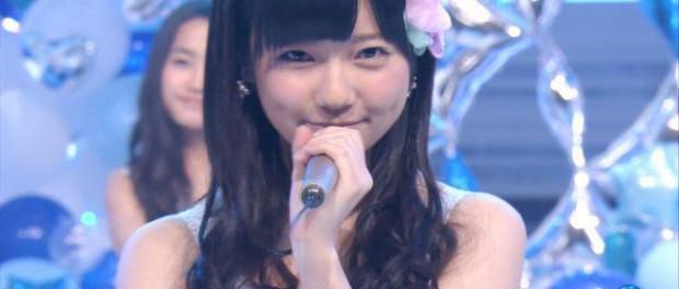 2012年「Mステ」出演時のAKB48・ぱるるがかわいすぎるwwwwwww(画像あり)