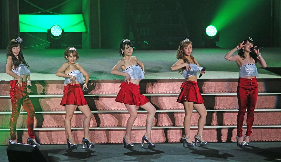 【エンタメ画像】℃-uteのMステ出演、マツコの推薦だったwwwwwww