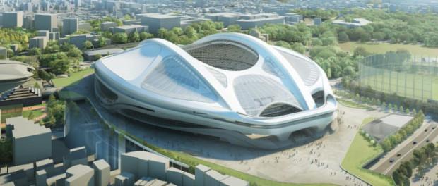 新国立競技場、アーチ形屋根を予定通り建設する方向に ブレすぎだろ・・・