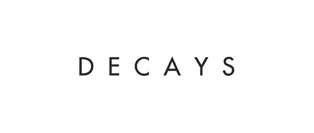 DIR EN GREY・Dieソロ活動「DECAYS」始動!sukekiyo、FAKE?と東名阪ツアー