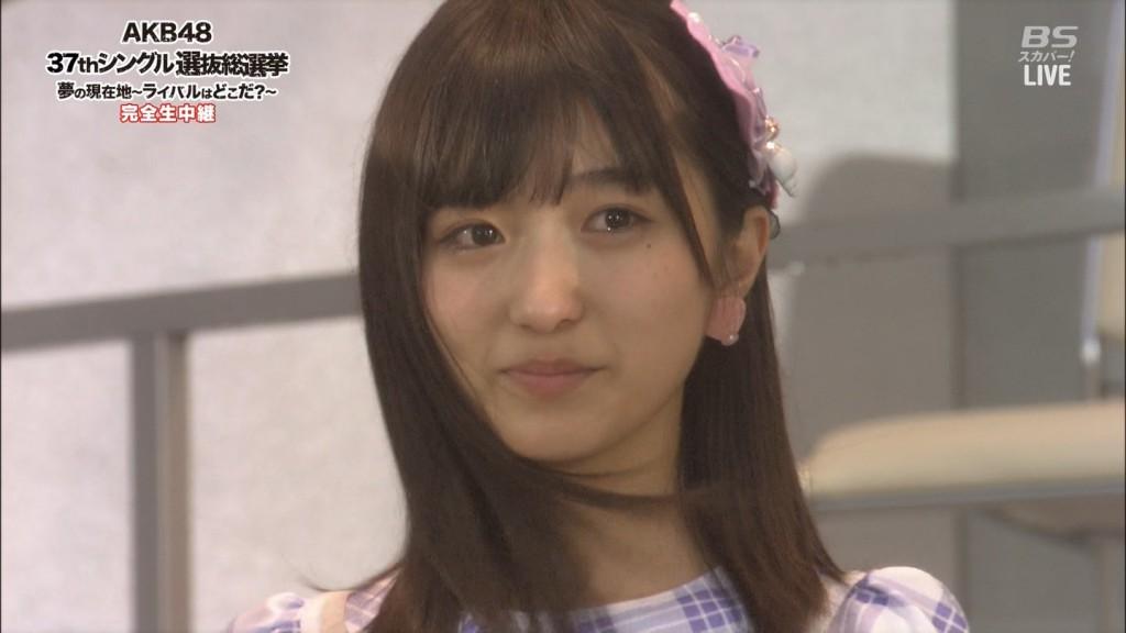 【エンタメ画像】【悲報】AKB48・大島涼花、総選挙圏外のショックで過呼吸になり嘔吐していた