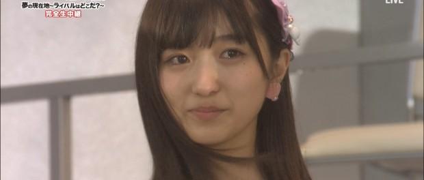 【悲報】AKB48・大島涼花、総選挙圏外のショックで過呼吸になり嘔吐していた