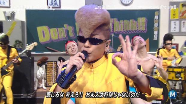 Mステ-氣志團-シンキングマン-04