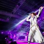T.M.Revolution西川貴教、ライブでアンコールの声が小さかったことに不満 アンコールが中止寸前の事態に
