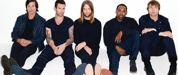 Maroon 5ってバンド人気なの?