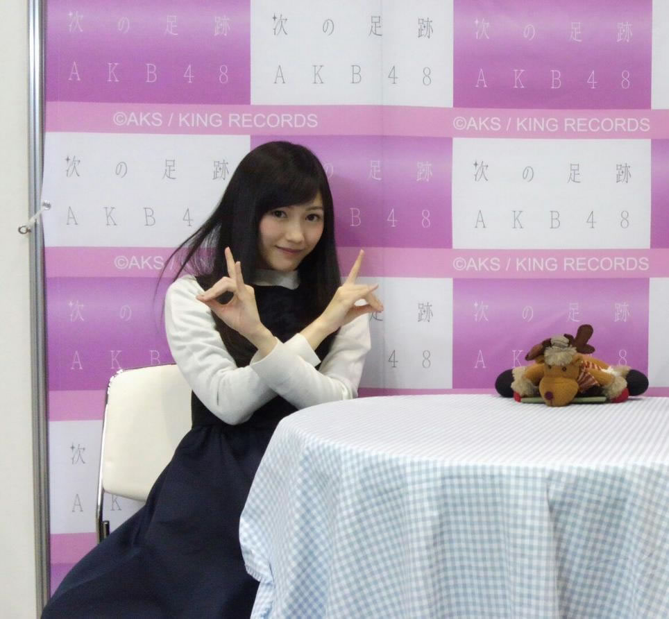 【エンタメ画像】AKB48,・渡辺麻友、体調不良で写真会欠席…謝罪ツイートで書店ガールの宣伝も