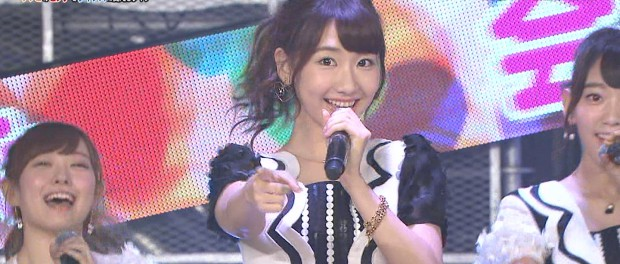 AKB48・柏木由紀、腰痛を発症 椎間板ヘルニアか?