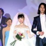 神田沙也加ちゃんのウエディングドレス姿wwwwwwwww(画像あり)