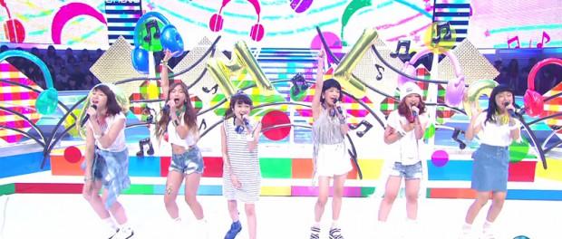 リトグリことLittle Glee Monster、Mステ初出演!!歌うまかったけど、化粧濃かったなwww(動画あり)