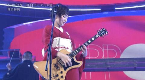 椎名林檎、2020年東京万博開催を提言「東京を芸事の本場にしたい。粋の本場を作るのが一番だ」