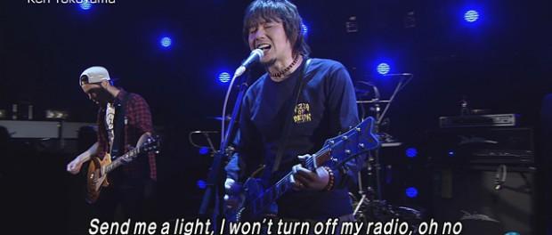 Ken Yokoyamaが地上波のテレビに初めて出演した理由wwwwwwww(Mステ 画像・動画あり)