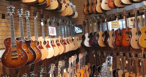 楽器屋にギター売ったんだけど・・・