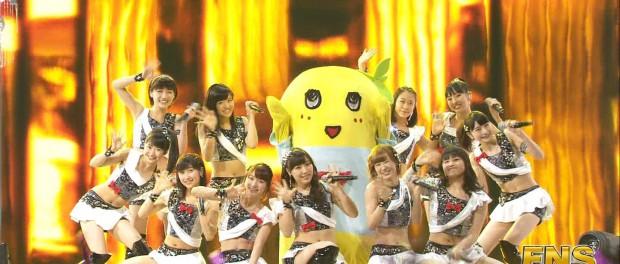 「FNSうたの夏まつり2015」のモーニング娘。'15の扱いがあまりにも酷かった件(画像・動画あり)